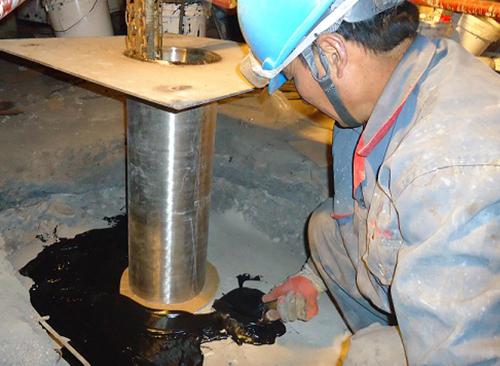 烟囱防腐脱硫