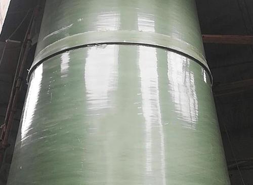 玻璃钢烟囱新建