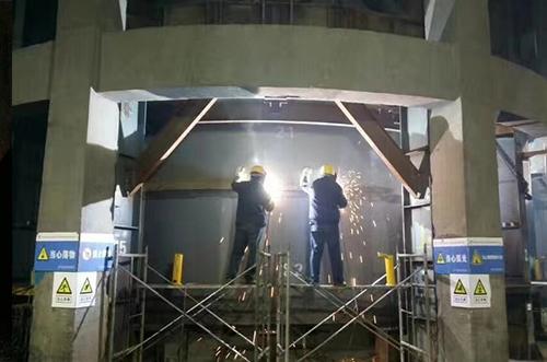 玻璃钢烟囱案例